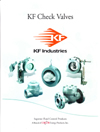 AIV Master Valve Distributor for KF Valves - KF Valves Catalogs - Check Valves