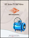 AIV Master Valve Distributor for KF Valves - KF Valves Catalogs - Series P3 Ball Valves