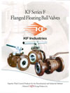 AIV Master Valve Distributor for KF Valves - KF Valves Catalogs - Series F Flanged Floating Ball Valves
