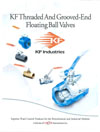 AIV Master Valve Distributor for KF Valves - KF Valves Catalogs - Threaded and Grooved-End Floating Ball Valves