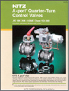 AIV Master Valve Distributor for Kitz USA - Ball Valves - V-Port® Quarter-Turn Control Valves