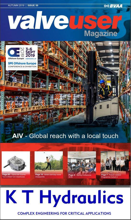 AIV UK featured in this months Valve User Magazine