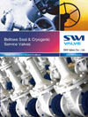 AIV Master Valve Distributor for SWI Valves - SWI Catalogs - Bellows Seal & Cryogenic Service Valves