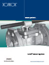 AIV Master Valve Distributor for Xomox - Xomox Catalogs - Xomox Sleeved Plug Valves Catalog