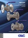 AIV Master Valve Distributor for GWC Italia SpA - Flanged Floating Ball Valves - GWC Flanged Floating Ball Valve Catalog